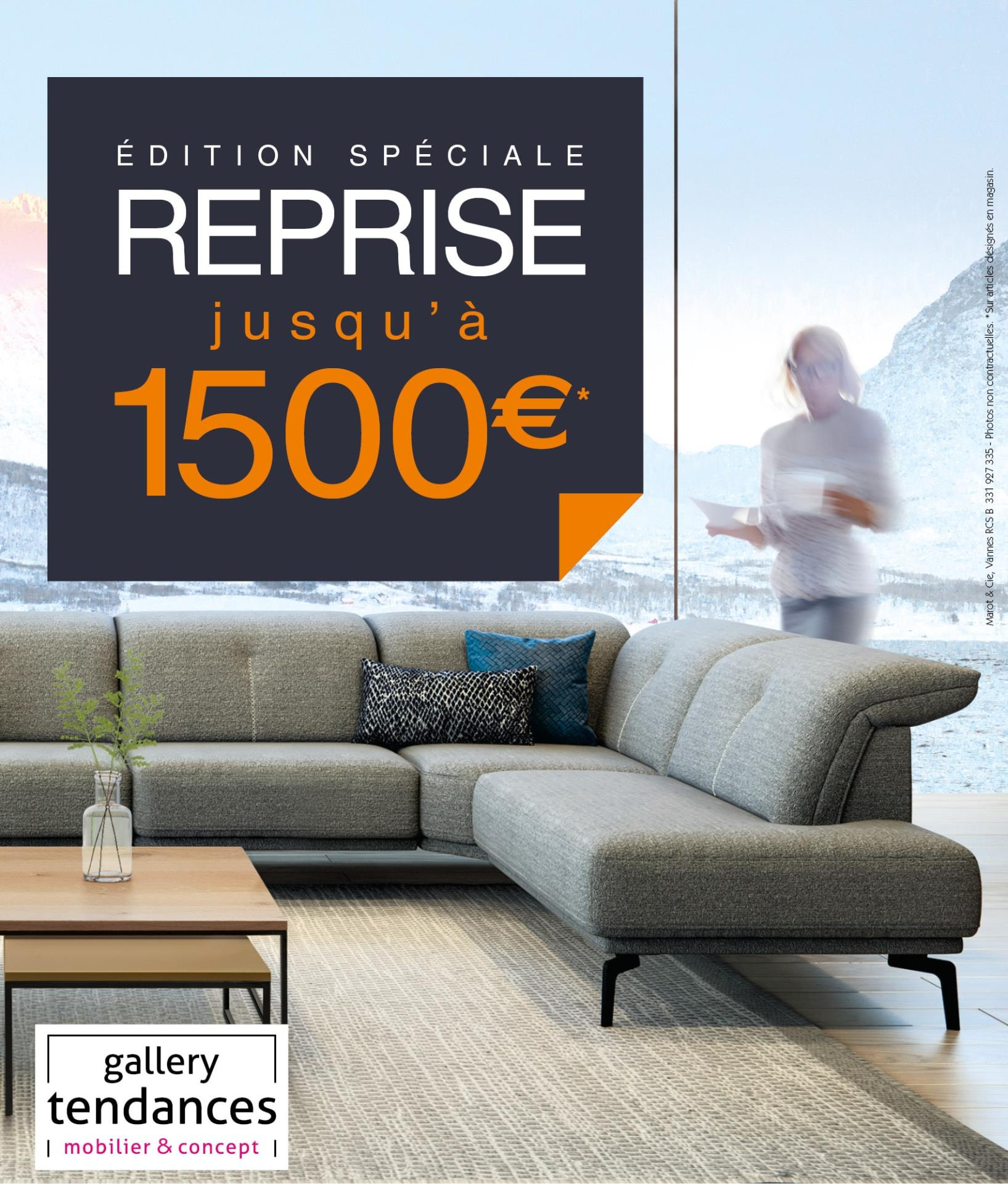 Reprise salon Printemps 2019