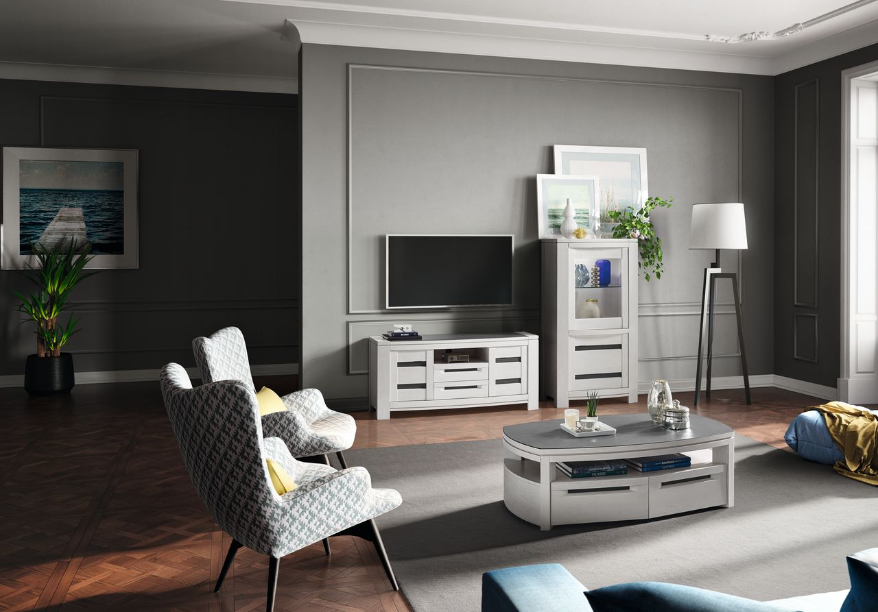 s jour in s de cacio meubles tv lillers. Black Bedroom Furniture Sets. Home Design Ideas